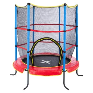 Jetzt Trampolin kaufen: Ultrasport Kindertrampolin Jumper 140