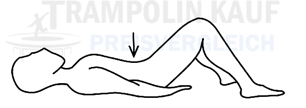 Trampolin Vorübung Bild